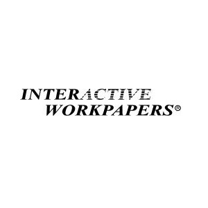 2019 Interactive Workpapers